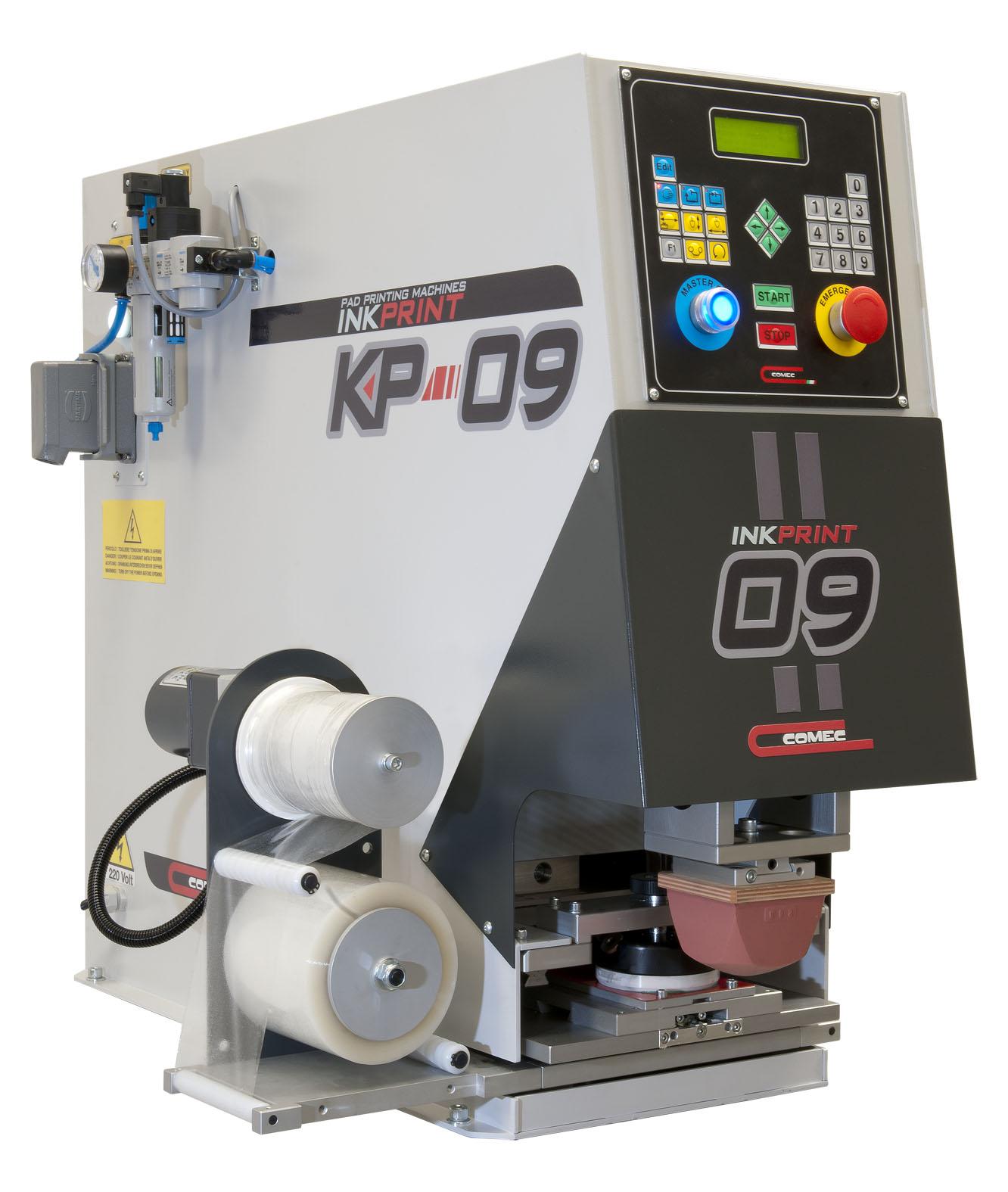 For lines/automation pad printing machines Comec Italia